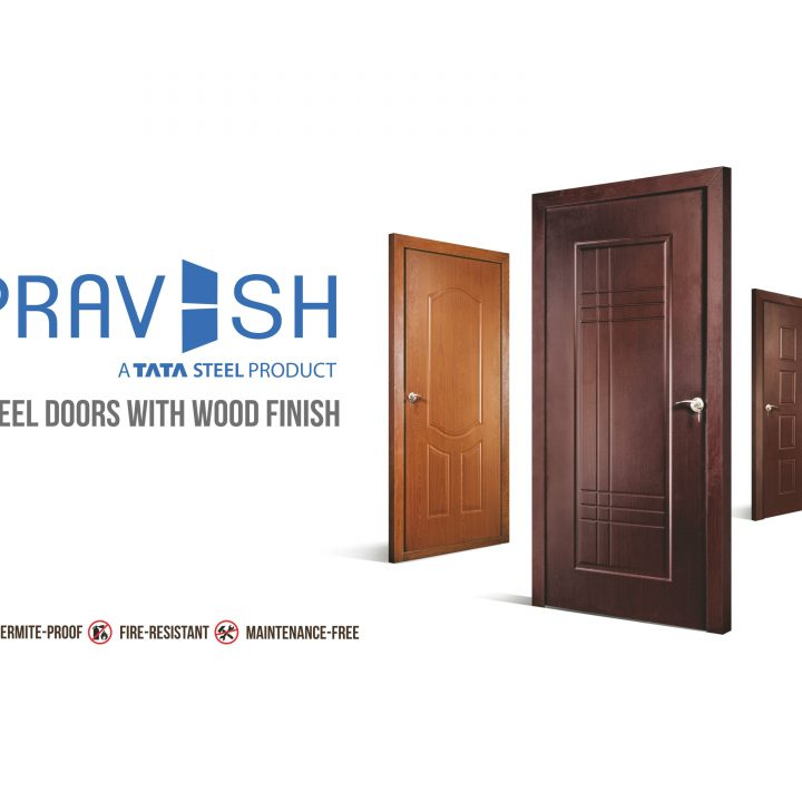 Tata Steel and VNC Launches Pravesh Doors in Tamil Nadu