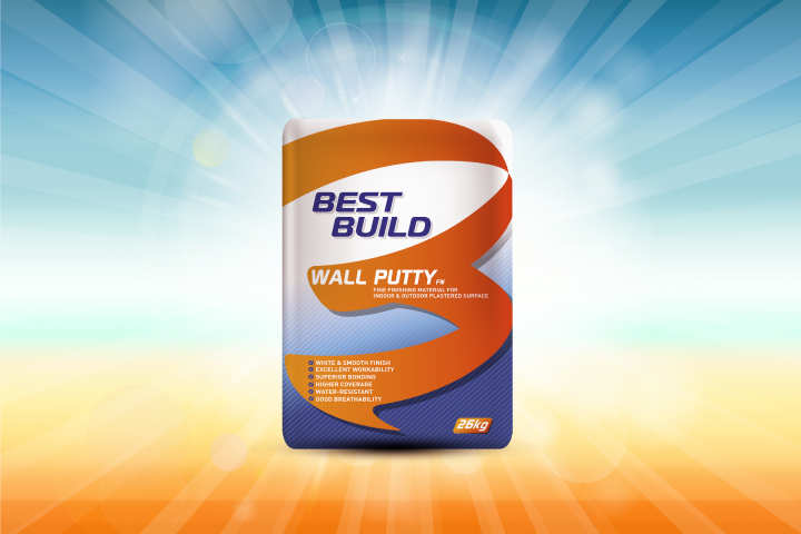 Introducing BESTBUILD Wall Putty