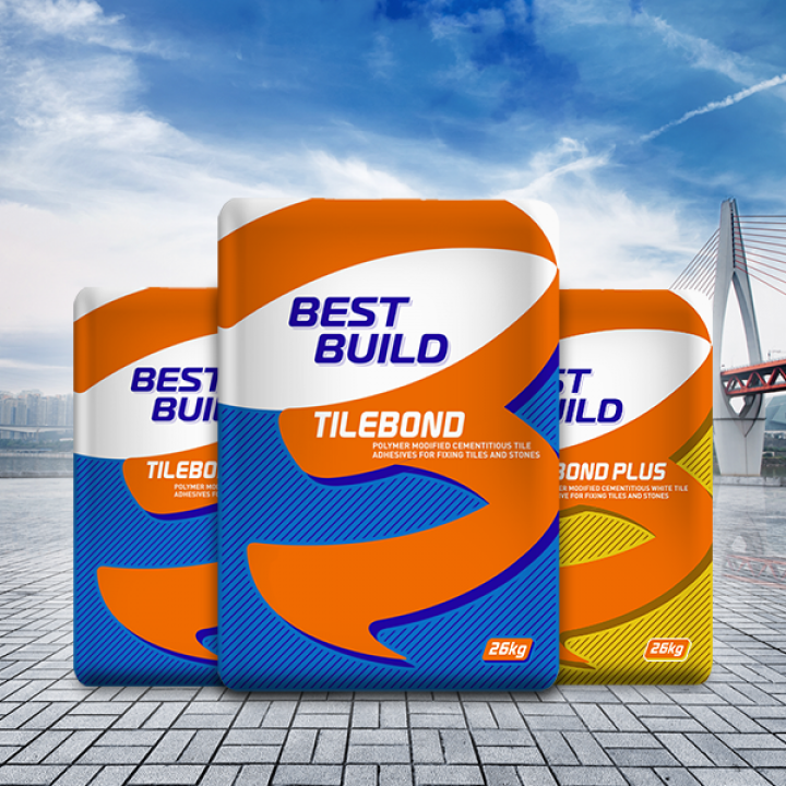 Introducing BESTBUILD TILEBOND Tile Adhesives